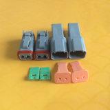 Conetor Dt04-2p Dt06-2s do descolamento de Deutsch com selo secundário W2s