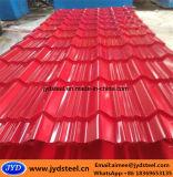 波形PPGI/PPGLの鋼鉄か金属の屋根ふきシート