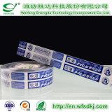 Película protetora de PE/PVC/Pet/BOPP/PP para a placa de alumínio da placa/Plástico do perfil