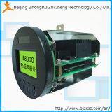 Medidor de fluxo eletromagnético da bateria de E8000fdr/medidor de fluxo magnético 4-20mA