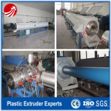 Chaîne de production insonorisée de tube de drain de pp trois Layersr