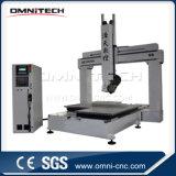 Omni 1618 máquina do CNC de 4 linhas centrais para a mobília
