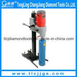 Machine de découpe diamantée pour béton armé