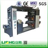 Maquinaria de impresión de alta tecnología de Flexo de la bolsa de plástico de la película del LDPE Ytb-41200