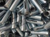 Manicotto galvanizzato degli accessori del puntello dell'armatura