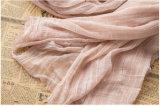 Atacado Fashion Plaid Mulheres Algodão Shawls Lenço Pashmina