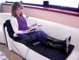 Masaje corporal de calor de la vibración eléctrica colchón Cojín de masaje Shiatsu