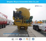 3 l'asse 55cbm asciuga il semirimorchio dell'autocisterna del cemento o semi il rimorchio all'ingrosso del camion