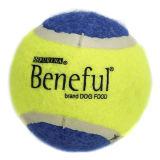 Sfera di tennis per la promozione con il feltro del poliestere