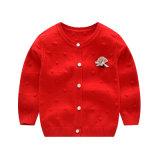 Tela viscosa 2-6 años de cabritos chinos del surtidor que hacen punto modelos del suéter