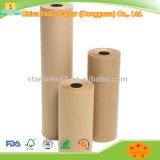 Fornecedor de Dongguan Fornecer Brown Reciclar Papel Kraft para Fazer Sacos com Preço Econômico
