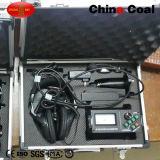 Jt2000携帯用超音波地下水の管の漏出探知器