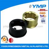 Custom CNC de piezas mecánicas del engranaje de aluminio