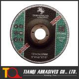 125X3X22.23 eliminou a roda para a pedra com o certificado En12413 e ISO9001