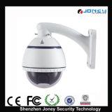 CCTVの機密保護HDのドームIPの屋内カメラ