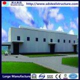 Maison Buildinge-Prefabricated Offic-Prefab préfabriqués en acier