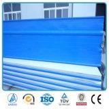 Kundenspezifisches Farben-überzogenes gewölbtes Blatt für Dach