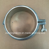SMS acero inoxidable 304 Tri Clamp virola