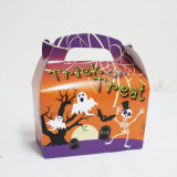 Caja de caramelos de Halloween, Halloween regalo personalizado.