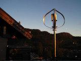 AC 96V 1 Квт по вертикальной оси ветровой электростанции