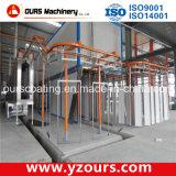 Линия покрытия краски порошка с ISO9001