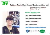 Válvula de drenaje del temporizador del latón cronometrado 2way del CE Válvula automática de Floatdrain (S25-B2-C)