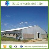 Tipo de desenhos de aço pré-fabricado da segurança do edifício de vertente industrial
