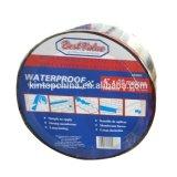 강화된 알루미늄 필름 아스팔트 방수 처리 번쩍이는 테이프 또는 악대를 지붕을 달기