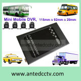 Cars VehiclesのためのWiFi HD 1080P 4 Channel Mobile DIGITAL Video Recorder