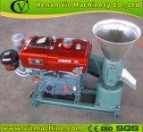 Macchina motorizzata diesel della pallina della materia dell'alimentazione