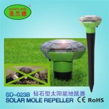 Dp-023b Repeller Anti Vole Solar com diamante