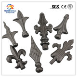 Decoration Wrought Iron Fence Spear Head Spearpoint
