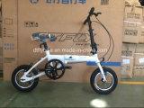 単一の速度、折るバイク、Foldable自転車、