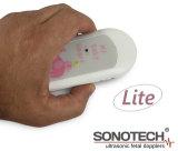非常にコンパクトデザインを用いるSonotechライトMeditech胎児のドップラー