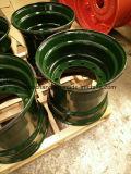 Rodas de aço para equipamento de agricultura e exploração implementar
