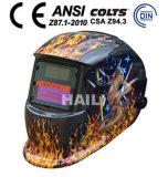 Het de auto Verdonkerende Helm van het Lassen/Masker van het Lassen (wh-2412)