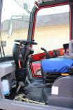 중국 4WD 살쾡이 부착을%s 가진 디젤 엔진 EPA 엔진 Zl08 로더