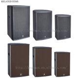 Haut-parleur audio stéréo professionnel 350W 8 Ohm