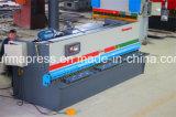 автомат для резки нержавеющей стали стали углерода алюминия 6mm гидровлический с ногой Pendal