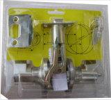 Bloqueo de palanca tubular de calidad superior de la maneta de puerta del tubo