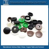 La plastica verde nera bianca di uso della vite di formato M3-M6 copre la protezione di /Plastic