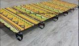 Ultralight Rucksack-Feldbett-im Freien kampierendes Feldbett-Lager-Bett-Schlafenfeldbett-faltendes Zelt-Bett