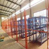 담궈지는 최신 직류 전기를 통한/PVC 금속 도보 방벽 통제 방벽