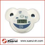 Termômetro de chupeta digital para bebê novo