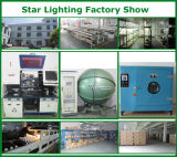 Calentador de aluminio SMD 5W 3000k LED gabinete de luz para uso doméstico