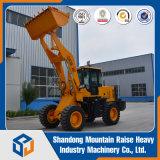 De Lader van het Wiel van de Apparatuur van de bouw met Ce Mr933 dat in China wordt gemaakt