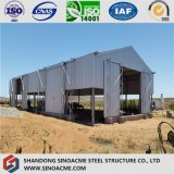 Gabled Frame Steel Structure Saw-tooth
