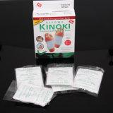 Kiyome Kinpki Detox Foot Pads Ginger Salt Traitement de la constipation Detox Foot Patch