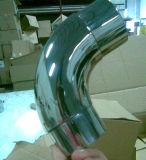 El codo de acero de la barandilla con alta calidad