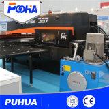 Máquina de perfuração da torreta do CNC de Amada da qualidade para a chapa de aço